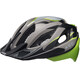 KED Spiri Two Cykelhjelm grå/grøn